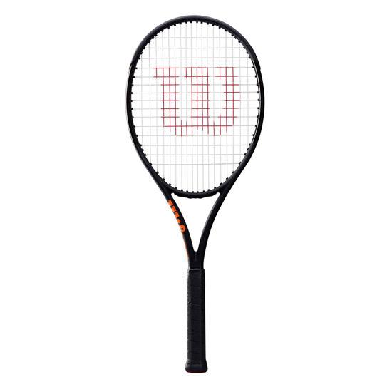 Wilson Tenis Raketi Burn 100 S   FRM W/O CVR 2 (WRT74081U2). ürün görseli