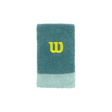 Resim Wilson Ter Bandı Bilek Extra Wide Wristband Yeşil (WRA733509)