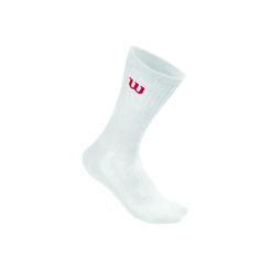 Resim Wilson Erkek Çorap Beyaz Crew 3PR/PK (WRA510700)