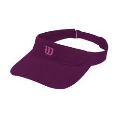 Resim Wilson Şapka Rush Knit Visor Ultralight Mor OSFA ( WR5005007 )