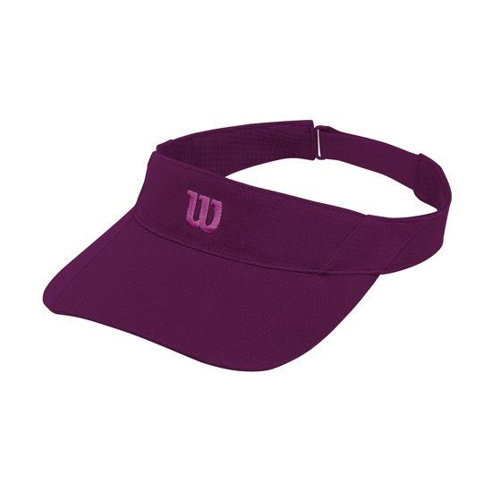 Wilson Şapka Rush Knit Visor Ultralight Mor OSFA ( WR5005007 ). ürün görseli