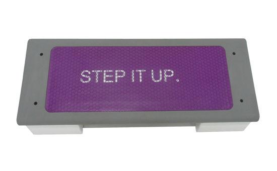 Advance Step Tahtası Gri&Mor. ürün görseli