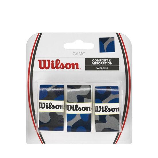 Wilson Camo Overgrip BL WRZ470840. ürün görseli