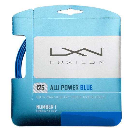 Wilson Kordaj Alu Power 125 LE BL (WRZ990210). ürün görseli