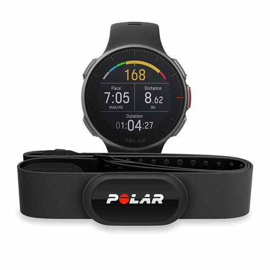 Polar Vantage V GPS li Multisport ve Triatlon Antrenman Nabız Saati Siyah M/L (Göğüs Bandı Dahildir). ürün görseli