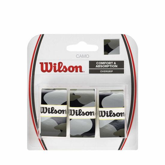 Wilson Camo Overgrip  BK  WRZ470830. ürün görseli