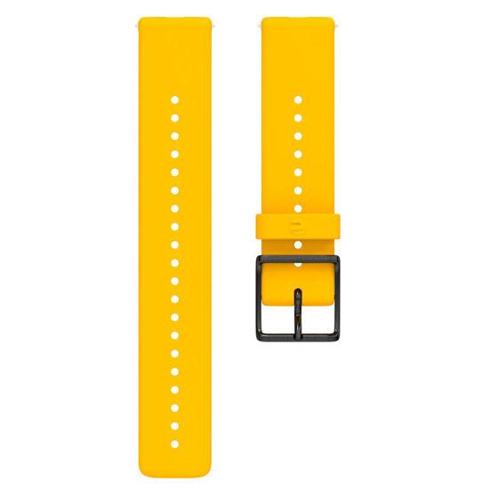 Polar Ignite Silikon Bileklik Sarı/Siyah M/L . ürün görseli