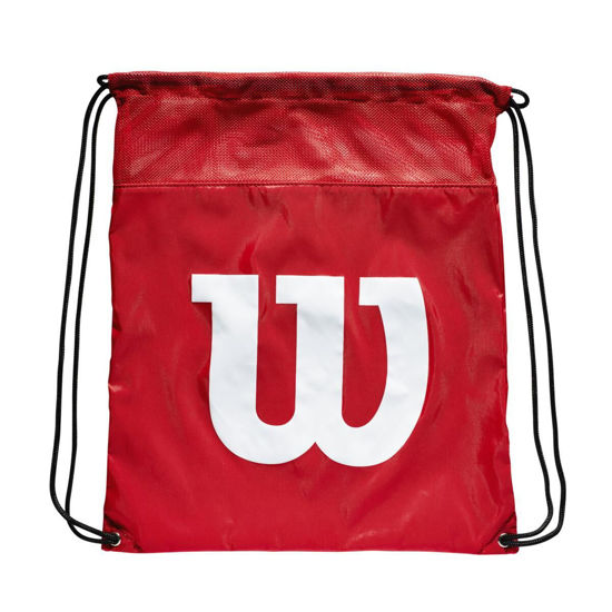 Wilson W Cinch Çantası Kırmızı WRZ877799. ürün görseli