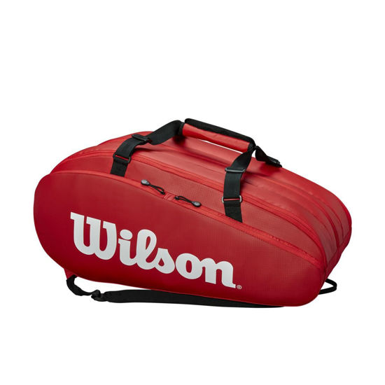 Wilson Çanta Tour 3 Comp Kırmızı WRZ847915. ürün görseli