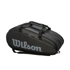Resim Wilson Çanta Tour 3 Comp Siyah /Gri WRZ849315