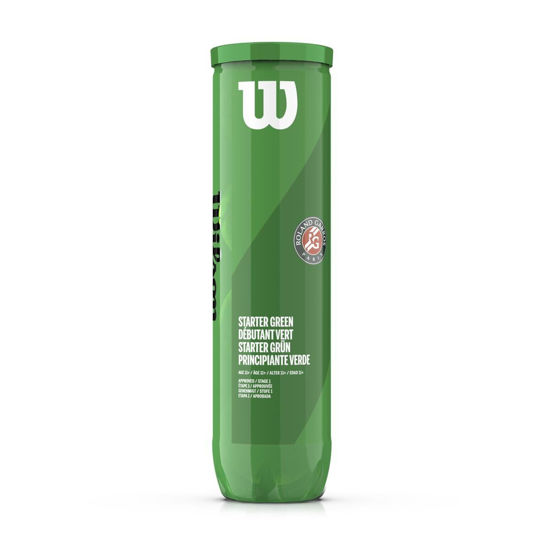 Wilson Tenis Topu Roland Garros 4 BALL GR WRT147500. ürün görseli