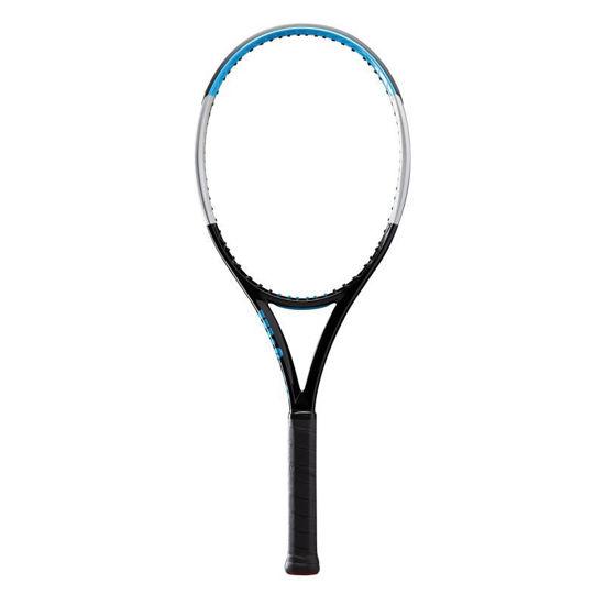 Wilson Ultra 100L V3.0 Tenis Raketi FRM BLACK/Silver/B 1 WR036511U1. ürün görseli