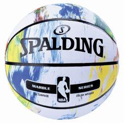 Resim Spalding Basket Topu Nba Marble Series Rainbow 83636Z