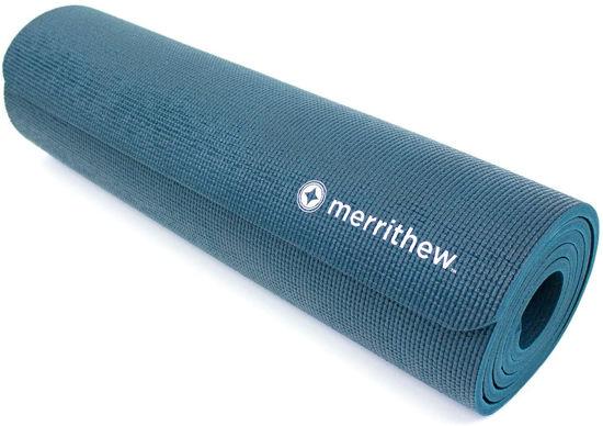 Merrithew Health & Fitness Athletic Conditioning Mat XL (teal) (10mm ) ST-02216. ürün görseli