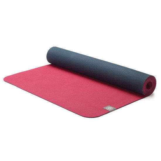 Merrithew Health & Fitness Eco Yoga Mat (maroon/charcoal)  ST-02199. ürün görseli