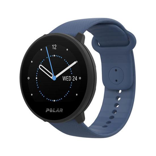 Polar Unite Bilekten Kalp Atış Hızı Ölçümü ve Uyku Takibi Özellikli Fitness Saati Mavi S-L. ürün görseli