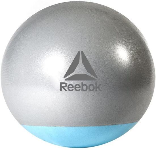 Reebok Çift Renkli Pilates Topu 65cm - Gray / Blue (RAB-40016BL ) . ürün görseli