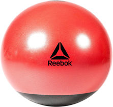 Resim Reebok Çift Renkli Pilates Topu  65cm - Red / Blak (RAB-40016RD )