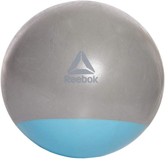 Reebok Çift Renkli Pilates Topu 75cm - Gray / Blue (RAB-40017BL )  . ürün görseli