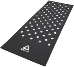 Resim Reebok Antrenman Minderi Training Mat Spots Black (RAMT-12235BK)