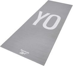 Resim Reebok Çift Taraflı Yoga & Pilates Minderi 4mm  -  Yoga RAYG-11030YG