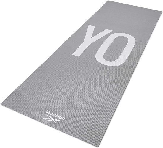 Reebok Çift Taraflı Yoga & Pilates Minderi 4mm  -  Yoga RAYG-11030YG. ürün görseli