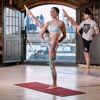 Reebok Katlanabilir Yoga Minderi 6mm Rustic Wine  RAYG-11050RW. ürün görseli