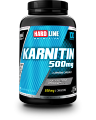 Resim Hardline Karnitin 100 Kapsül